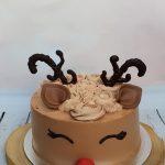Rudolf the red nosed reindeer