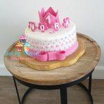 Verjaardagstaart Nora